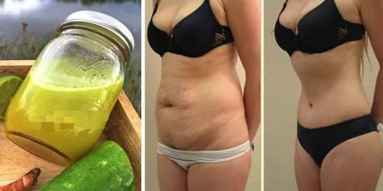 Spożywaj 2 łyżki dziennie tego środka i chudnij 1 cm dziennie