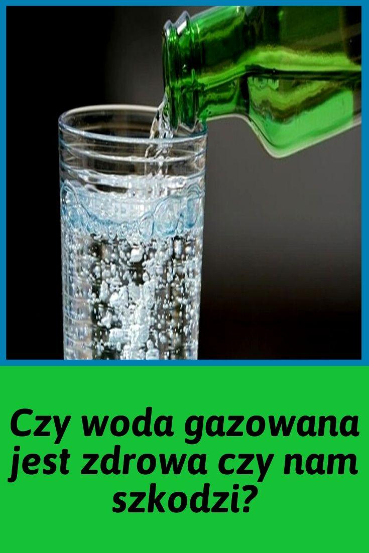 Czy woda gazowana utrudnia odchudzanie? - sunela.eu