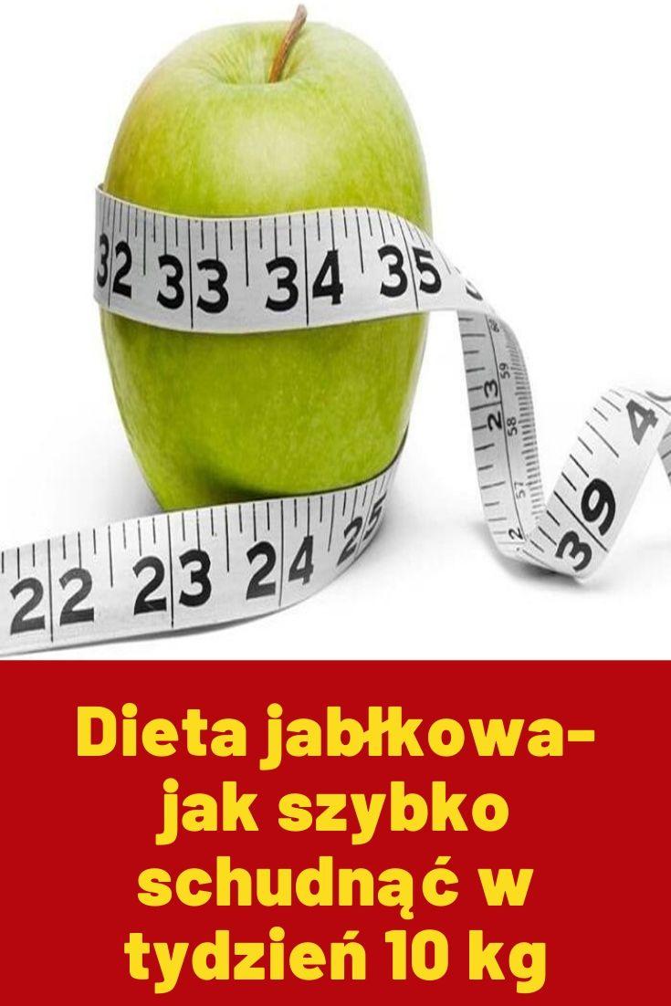 Jak schudnąć w 4 tygodnie 10 kg ćwiczenia i dieta