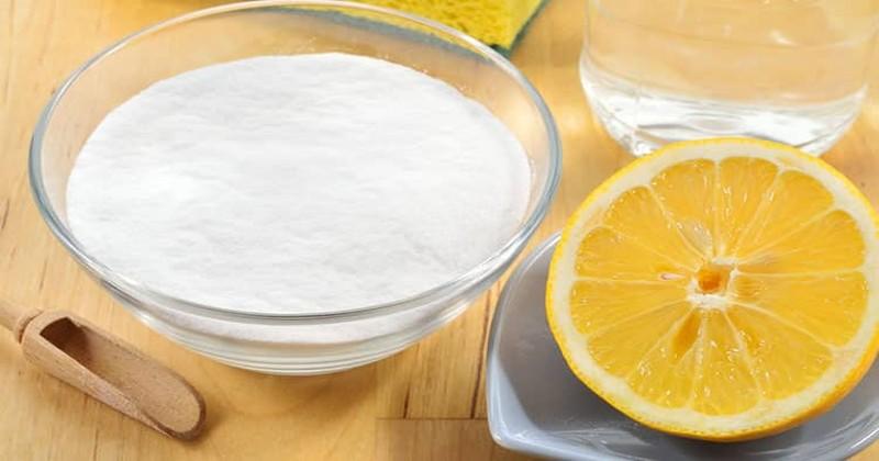 cytryna i soda