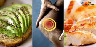 dieta zapalenie stawów