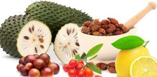 owoce rak