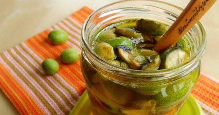Jak zrobić syrop z zielonych orzechów z miodem – wspaniałe korzyści zdrowotne