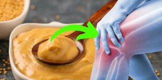 musztarda i ból stawów